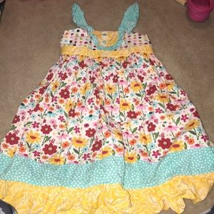 Girls Jelly the Pug Dress Size 12